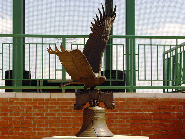 Veterans Field Eagle