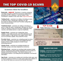 Top COVID-19 Scams