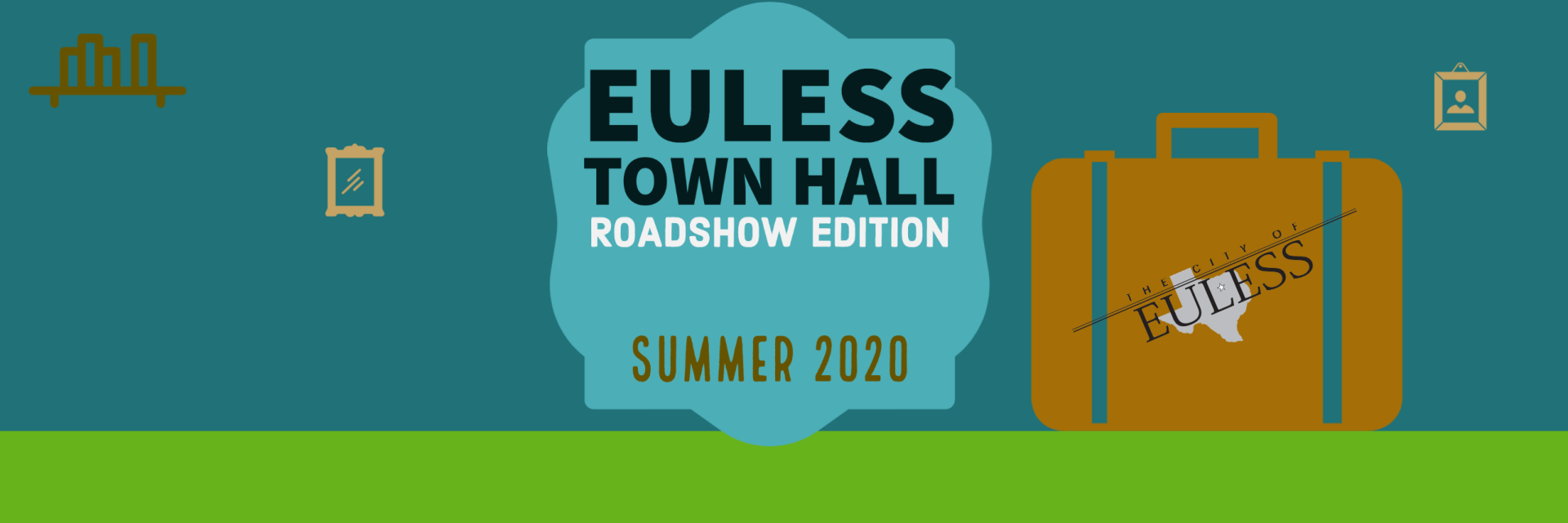 Town Hall Roadshow Banner